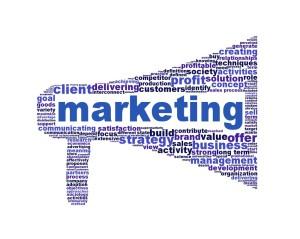 Márketing es la voz de la marca, lo que tú dices de ti mismo. El marketing funciona como un megáfono.